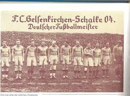 「1904 Fußballclub Gelsenkirchen-Schalke 04 e. V.」の画像検索結果
