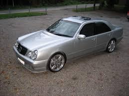 2001 Mercedes-Benz E-Class - Information and photos - ZombieDrive