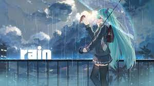 19++ Wallpaper Engine Anime Rain ...