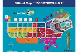 Ism Raceway Seating Chart Your Guide To The New Ism Raceway