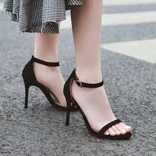 Yesstyle Shoe Size Chart Open Toe Ankle Strap High Heel Sandals