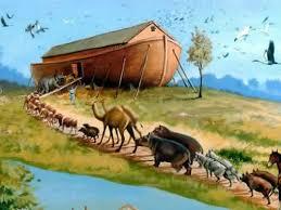 Resultado de imagem para o diluvio da arca de noe