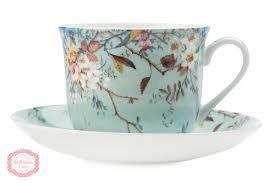 Купить <b>Чайная пара</b> Meadow large <b>Maxwell &</b> Williams в каталоге ...