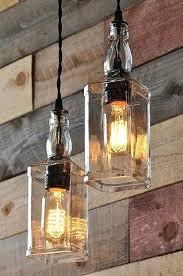 10 gorgeous pendant light ideas beverages at home diy bottle glass bottle pendant light green glass