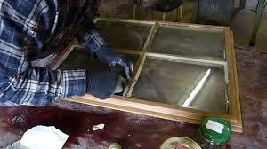 Altes Fenster Kitten Fensterkitt Selber Herstellen