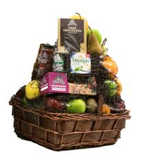 gourmet country picnic gift basket
