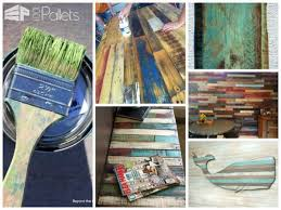 17 helpful tips before painting wooden pallets2