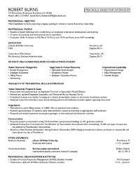 Uncategorized 12 Mba Finance Experience Resume Samples Excellent