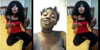 Trafficked Nigerian lady sternly warns her madam, Queen Godwin ...