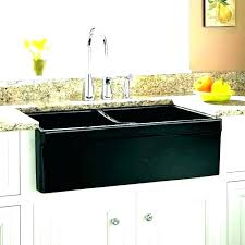 drop in farmhouse kitchen sinks farm sink cost farmers best material for with copper k