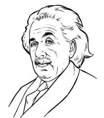 Small Picture Printable Albert Einstein Coloring Pages Kids Coloring Pages