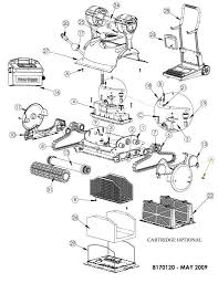 parts diagram tronics triton robotic pool cleaner marina parts diagram tronics triton robotic pool cleaner