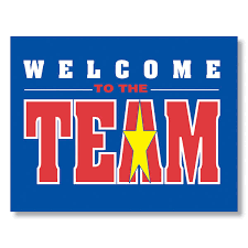 Image result for welcome to the team clipart