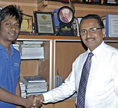 Hassan Student Gets Selected By Google For Internship The