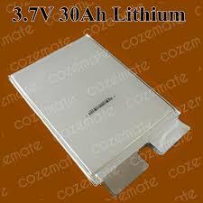 <b>3pcs 3.7v</b> 30Ah <b>Lithium Battery</b> Lipo for Diy Pack <b>3.7v</b> Bateria Litio ...