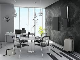 black and white office decor. Black And White Office Decor With Astounding Decorating Ideas Slodive