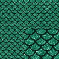 Mermaid Pattern Impressive Silhouette Design Store View Design 48 Mermaid Glitter Green