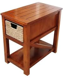 charging end table. SONOMA Goods For Life™ Cameron Charging Station End Table, Brown Table I