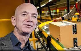 ثروة جيف بيزوس مؤسس أمازون تقفز فوق 200 مليار دولار - أريبيان بزنس