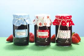 Decorating Jelly Jars Traditional Jam Jar Decorations Hobbycraft Blog 4