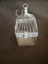 Bird cage wall dã©cor august grove wayfair north america $ 50.99. Decorative Bird Cages Products For Sale Ebay