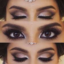 tamanna roashan on insram closer look at the eyes from previous post details brows anastasiabeverlyhills brunette brow wiz shadows