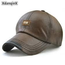 <b>XdanqinX 2019</b> Winter <b>New Style</b> Men's Baseball Caps Western ...