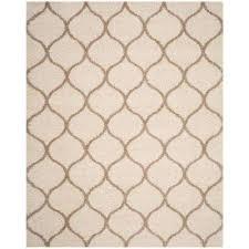 hudson ivory beige 8 ft x 10 ft area rug