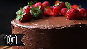 How To Make The Ultimate Chocolate Cake Youtube