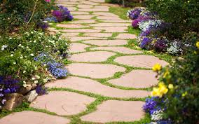 garden paths and stepping stones. garden-path-stepping-stones-07 garden paths and stepping stones e