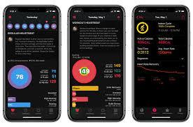 Exercise Chart App Second Life Rethinking Myself Through Exercise Mindfulness