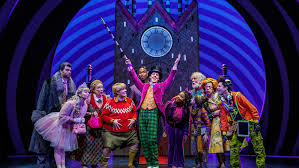 enter a world of pure imagination a first look at charlie and  charlie and the chocolate factory production photo 2017 1 2229 ben crawford emma pfaeffle kathy fitzgerald f michael