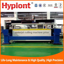 waterjet cutting machine 1