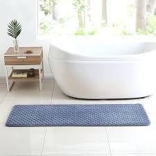 bathroom rug runner home memory foam bath rug runner bathroom rug runner 24 x 72 bathroom rug runner