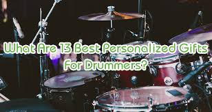 personalized gifts for drummers