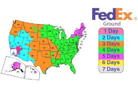 Fedex Zone Chart 29 Exhaustive International Usps Zone Chart For Puerto Rico