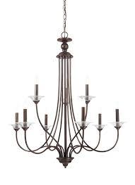 portfolio 9 light chandelier portfolio lebach 9 light olde bronze chandelier