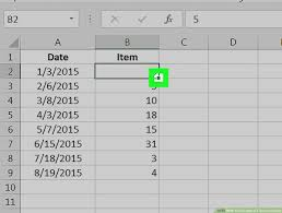 Z Score Chart Calculator How To Calculate A Z Score In Excel 5 Steps With Pictures