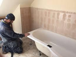 bathroom refurbishment. Walsall Wood Bathroom Refurbishment