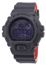 G Shock 3230 Auto Light Casio G Shock Illuminator Chrono 200m Digital Dw 6900lu 3 Dw6900lu 3 Mens Watch