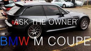 BMW Convertible 2001 bmw m roadster : What It's Like to Own a BMW Z3 M Coupe: Ask The Owner - YouTube