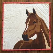 Fancy Horse Quilt Along Results! – Fancy Tiger Crafts & This little quilt by Anita at Sew to Speak is made from the leftover pieces  in the Purebred Kit - so cute! Adamdwight.com
