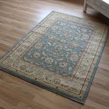 as well as being colour fast anti shedding and stain resistant this wilton loomed ziegler blue 7709 rug is very hard wearing