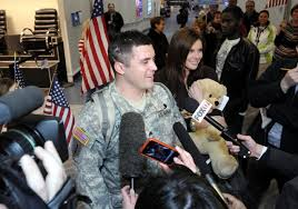 Lowell gives hero's welcome to injured veteran of Afghanistan war ...