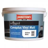 <b>Краска</b> водоэмульсионная <b>Johnstones</b> Covaplus <b>Vinyl</b> Matt 10 л ...