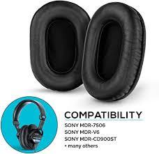 Brainwavz Upgrade Sheepskin Leather <b>Earpads for SONY</b>: Amazon ...
