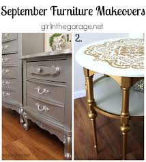 furniture makeovers. A Recap Of The Furniture Makeovers, Home Decor, And DIY Inspiration Shared At Girl Makeovers L
