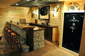 Exceptional Finished Basement Pictures And Ideas Rustic Awesome Of Top