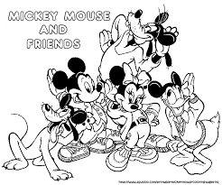 Small Picture mickey mouse new years coloring pages images Archives gobel