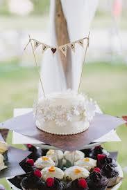 10 Super Sweet Small Wedding Cakes Rustic Wedding Chic